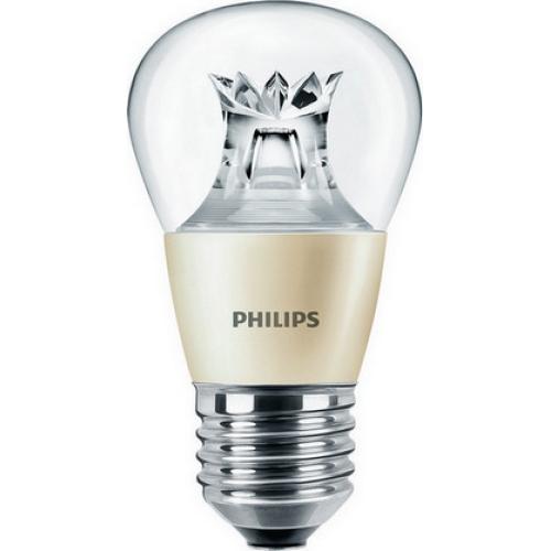 LED žárovka E27 Philips P48 CL 4W (25W) teplá bílá (2700K) stmívatelná