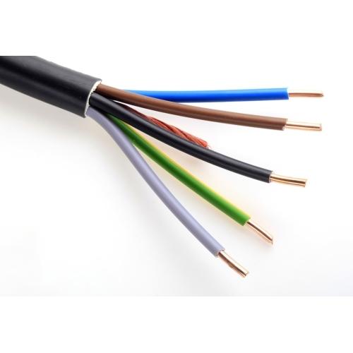 Kabel CYKY-J 5x6 (CYKY 5Cx6)