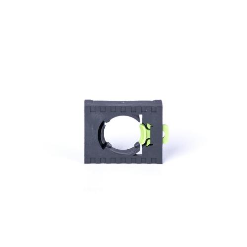 Upevňovací základna Noark Ex9P1 B3 pro ovl. hlavici a až 3 funkční jednotky, čelní montáž