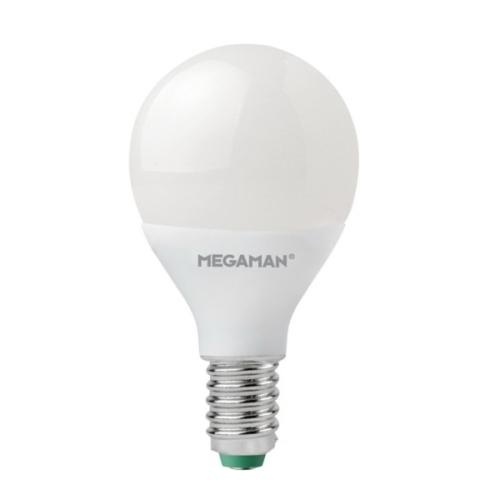 LED žárovka E14 Megaman P45 5,5W (40W) neutrální bílá (4000K)