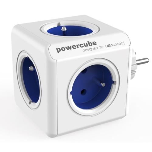 POWERCUBE ORIGINAL 5X230V modrá