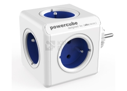 POWERCUBE ORIGINAL 5X230V modrá