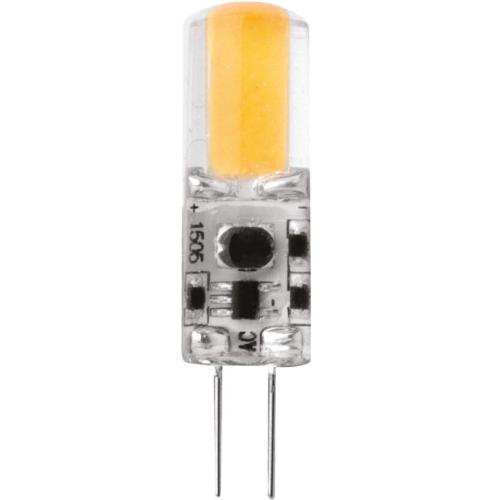 LED žárovka G4 Megaman 1,8W (20W) teplá bílá (2800K) 12V