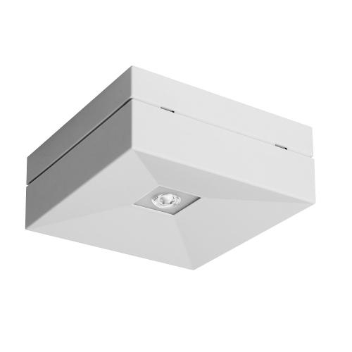 Nouzové svítidlo MODUS LOVATO II OZN/LV2U/1W/E/1/SE/X/WH