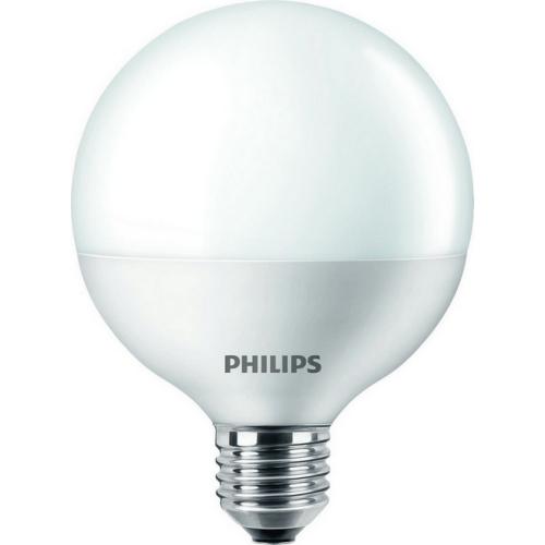 LED žárovka E27 Philips G93 9,5W (60W) teplá bílá (2700K)