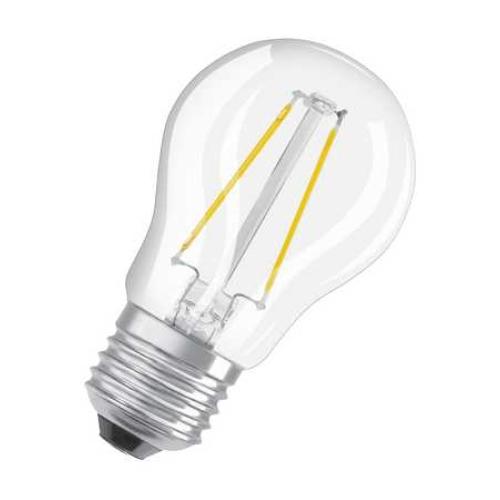 LED žárovka E27 Osram PARATHOM CL P FIL 2,5W (25W) teplá bílá (2700K)