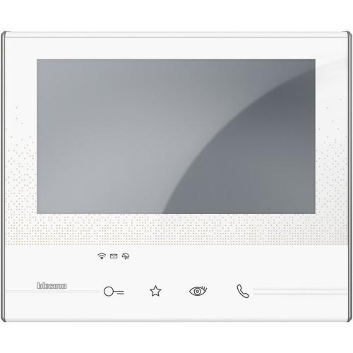 Domovní videotelefon Legrand Eliot Classe 300 Wi-Fi bílý 344642