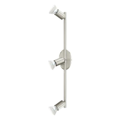 Bodové svítidlo EGLO Buzz-LED 92597 GU10 3x3W 240lm 3000K teplá bílá