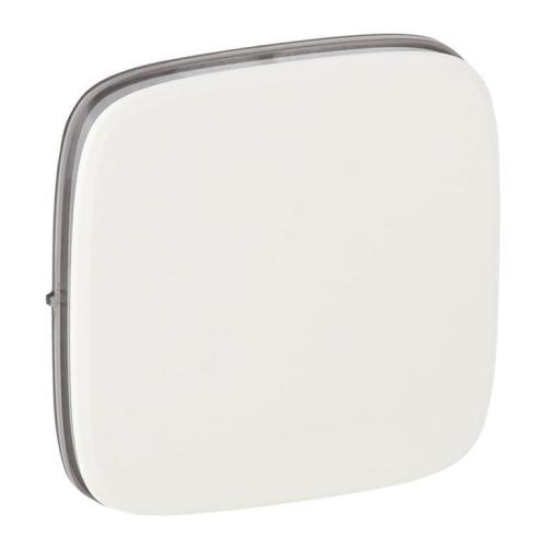 Legrand Valena ALLURE kryt vypínače jednoduchý bílý 755005