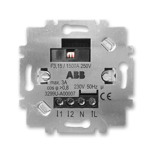 ABB přístroj čidla pohybu (2 relé) 3299U-A00007