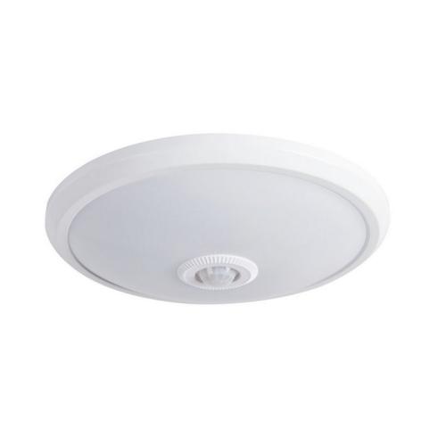 Svítidlo Kanlux FOGLER LED 14W-NW neutrální bílá 4000K, s pohybovým čidlem 18121