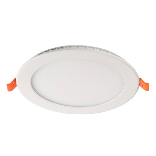 Vestavné svítidlo MILEDO SP LED 12W WW-R teplá bílá 3000K kruh 30366