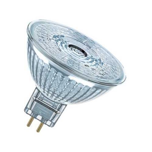 LED žárovka GU5,3 MR16 Osram PARATHOM 2,9W (20W) teplá bílá (2700K), reflektor 12V 36°