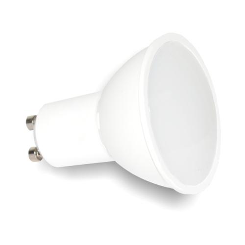 LED žárovka GU10 PILA 4,5W (38W) studená bílá (6500K), reflektor 120°