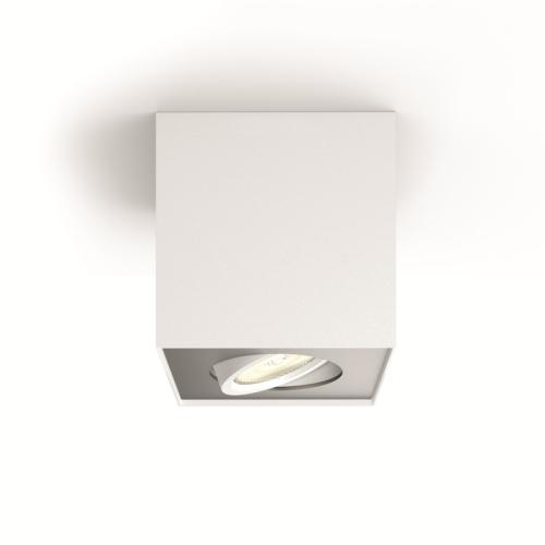 Levně Bodové LED svítidlo Philips Box 50491/31/P0 3,5W 500lm 2200-2700K teplá bílá, stmívatelné
