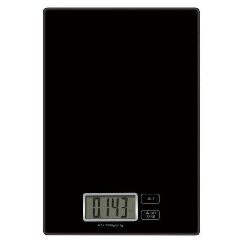 Digitální kuchyňská váha EMOS TY3101B černá EV014B