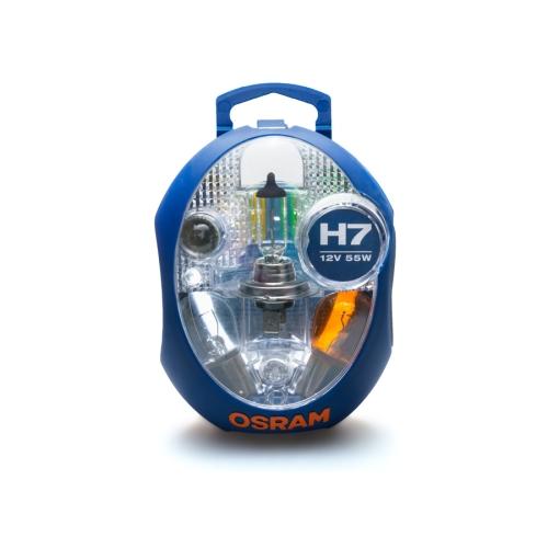 Sada autožárovek Osram CLKM H7 64210 55W 12V PX26d