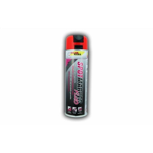 Značkovací sprej červený fluo 500ml NCH 30 301 500
