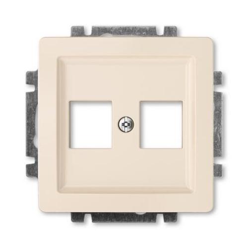ABB Swing (L) kryt datové zásuvky krémová 5014G-A02018 C1