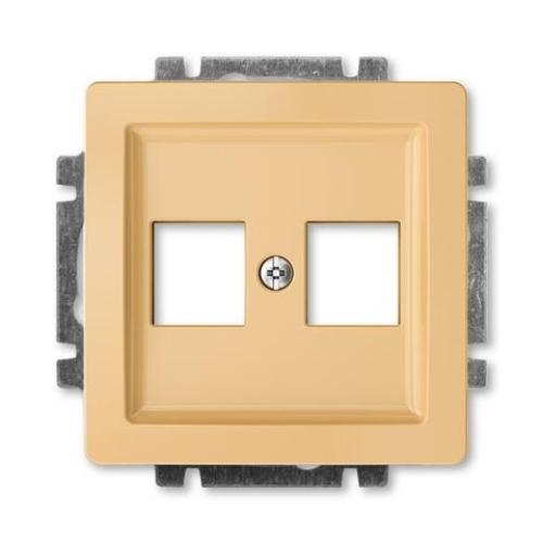 ABB Swing (L) kryt datové zásuvky béžová 5014G-A02018 D1