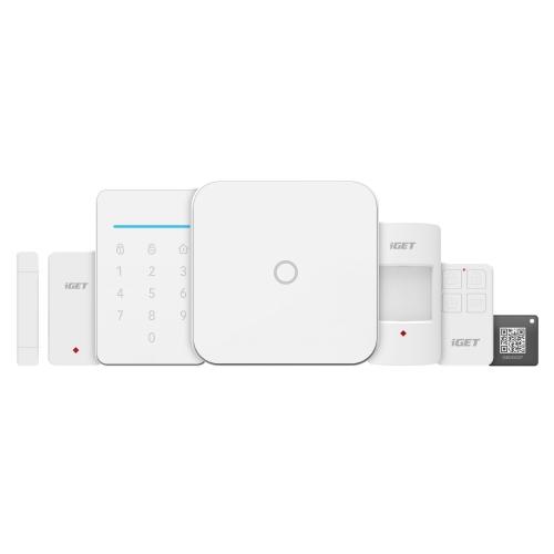 WiFi/GSM zabezpečovací systém iGET SECURITY M4