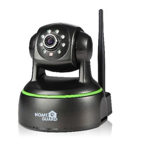 Bezdrátová rotační IP HD kamera iGET HOMEGUARD HGWIP811