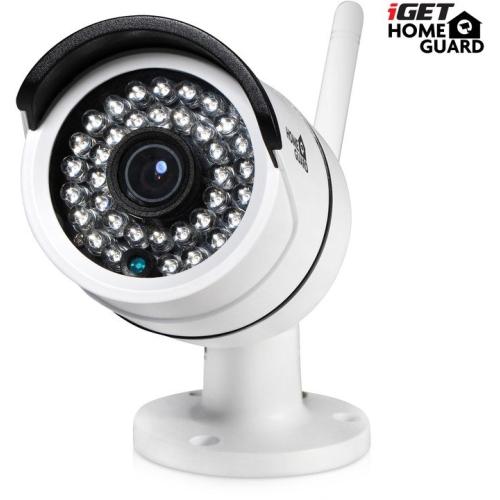 Bezdrátová venkovní IP HD kamera iGET HOMEGUARD HGWOB751