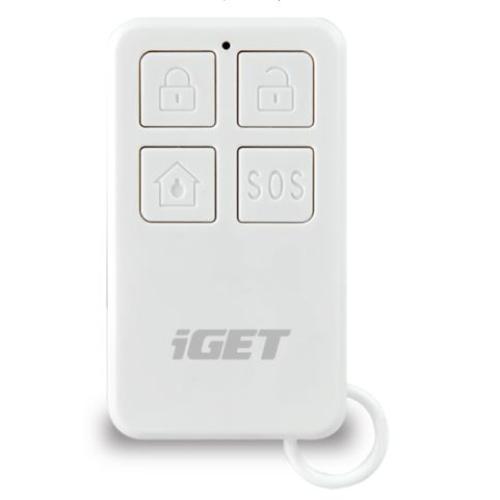 Dálkové ovládání (klíčenka) k obsluze alarmu iGET SECURITY M3P5