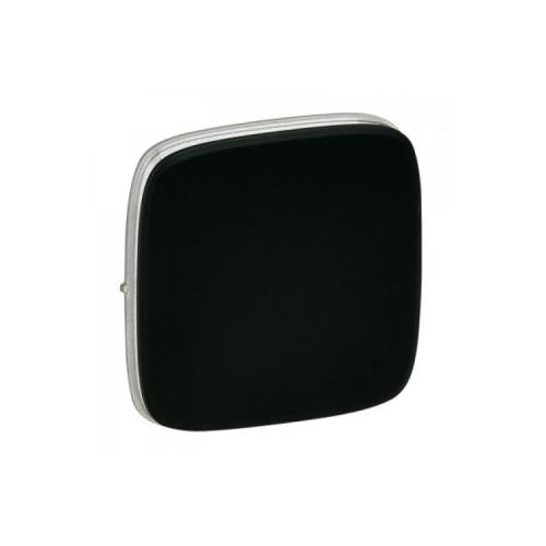 Legrand Valena ALLURE kryt vypínače jednoduchý černý 755008