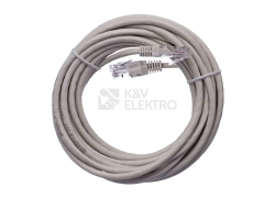 Kabel datový EMOS CAT.5E UTP 5m (patchkabel) S9125