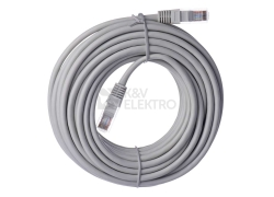 Kabel datový EMOS CAT.5E UTP 10m (patchkabel) S9126