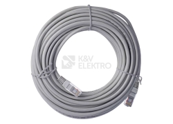 Kabel datový EMOS CAT.5E UTP 15m (patchkabel) S9127