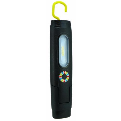 Inspekční LED svítilna ELWIS D2 CRI 95+, 250lm, magnet, NELW 14052