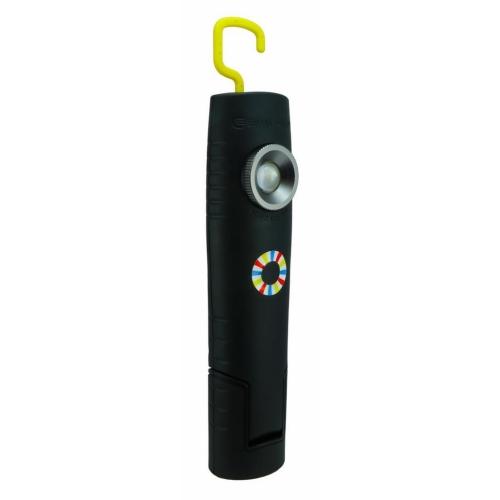 Inspekční LED svítilna ELWIS D6 CRI 95+, 500lm, magnet, NELW 14056
