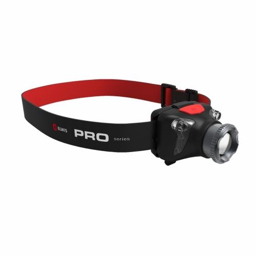 LED čelovka ELWIS H4 5W CREE, 410 lm, IP45, zoom, NELW 700H4