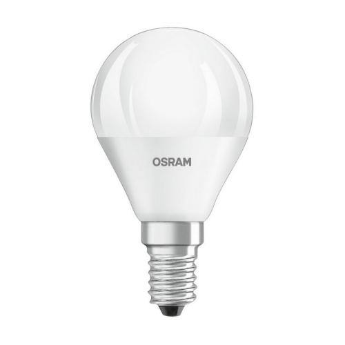 Levně LED žárovka E14 Osram CL P FR 5,7W (40W) neutrální bílá (4000K)