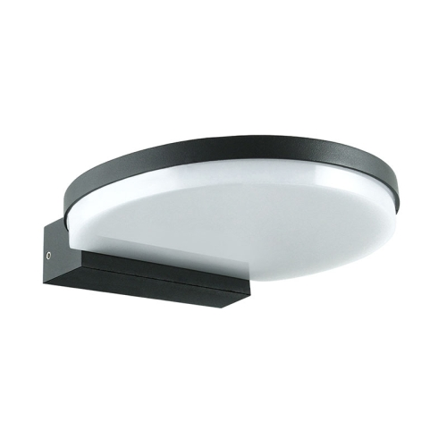 LED svítidlo McLED Framus W, 9W, 4000K, IP65, černá ML-513.033.19.0