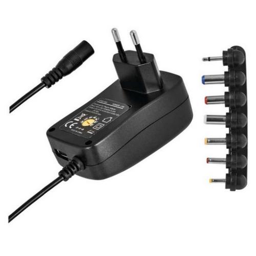 Univerzální pulzní USB napájecí zdroj EMOS 1500mA N3112