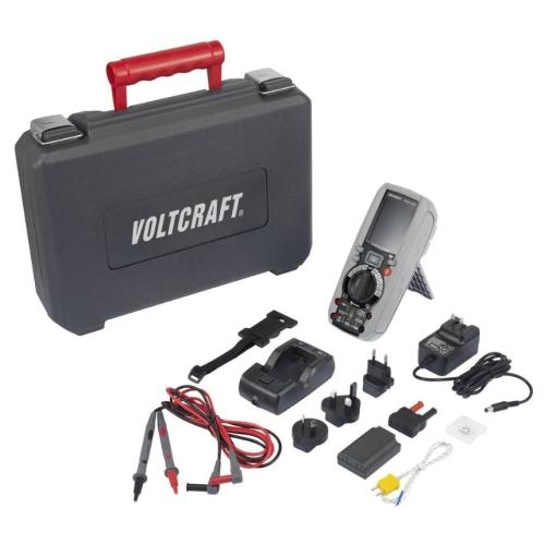 Multimetr s termokamerou 80x80 pix VOLTCRAFT WBM-460 1661486