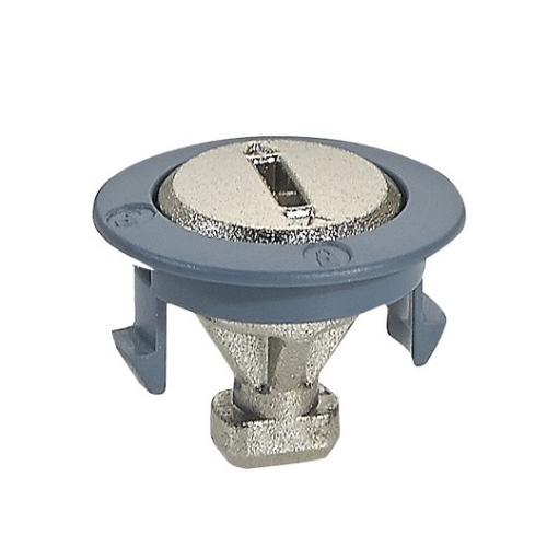 Zámek na šroubovák pro plastové podlahové kryty Legrand 088099