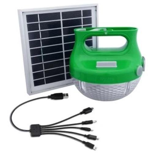 Solární LED svítilna Mobiya TS 170S Schneider AEP-LB01-SU12W 170lm LiFePo4 3Ah