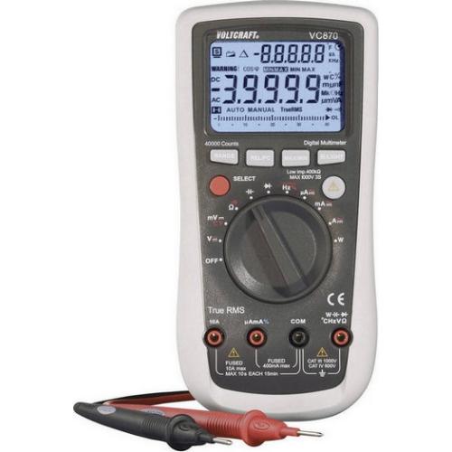 Digitální multimetr VOLTCRAFT VC-870 124603