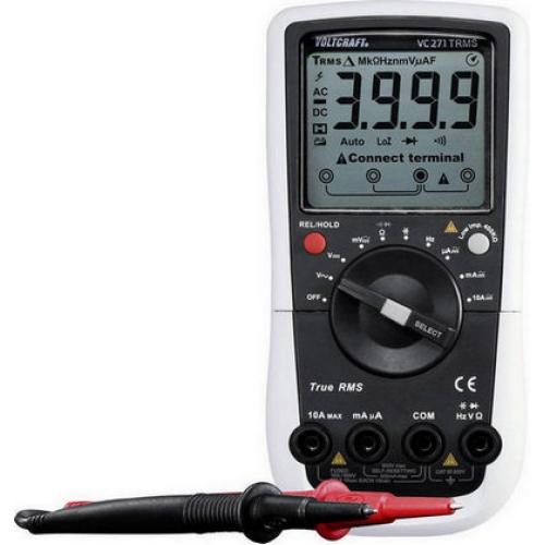 Digitální multimetr VOLTCRAFT VC271 1647181
