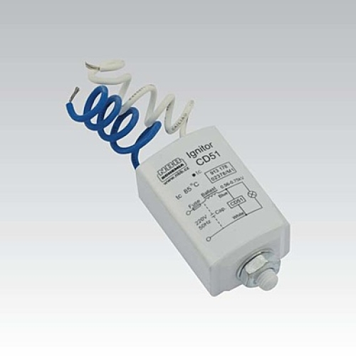 ZAPALOVAC CD51 0,75 KV/70-400W NBB