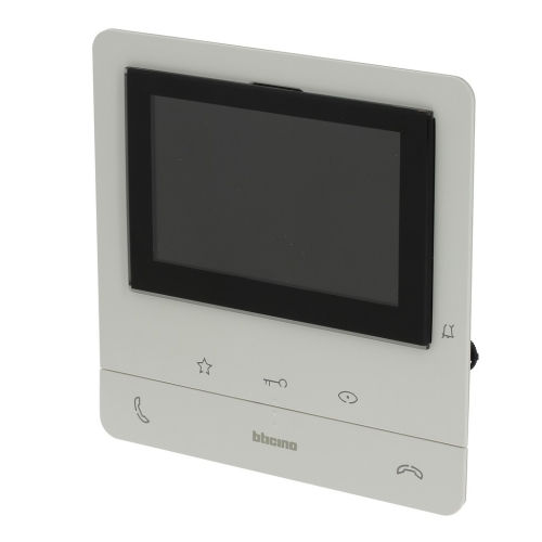 """Domovní handsfree videotelefon 5"""" Bticino CLASSE 100 Basic (V16B) 344652"""