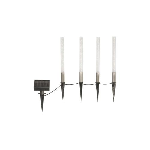 Solární LED sloupky RABALUX Lumini 7876 0,24W