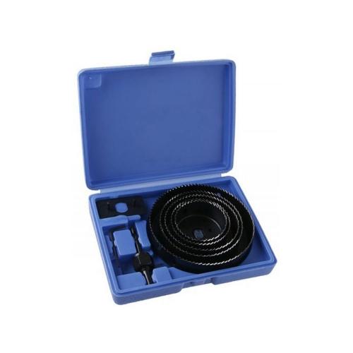 Sada korunkových vrtáků 64-127mm FESTA 463216