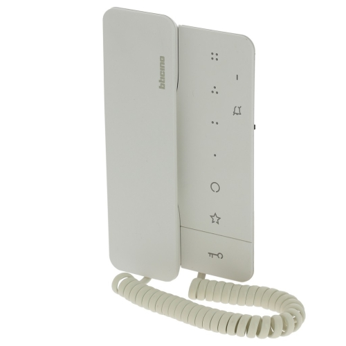 Domovní telefon Bticino CLASSE 100 Standard-handset (A16M) 344292