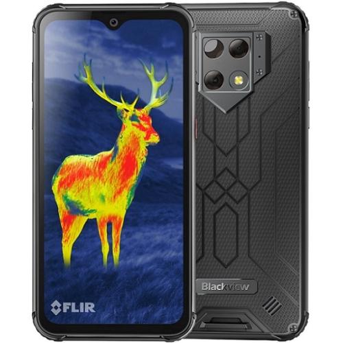Odolný chytrý telefon iGET BLACKVIEW GBV9800 Pro Thermo 6GB/128GB