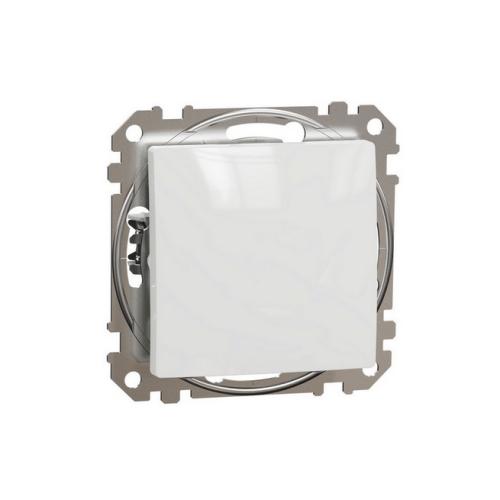 Schneider Sedna Design/Elements vypínač č.1 bílá SDD111101